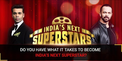 India's Next Superstars 21 January 2018 HDTV 480p 250Mb