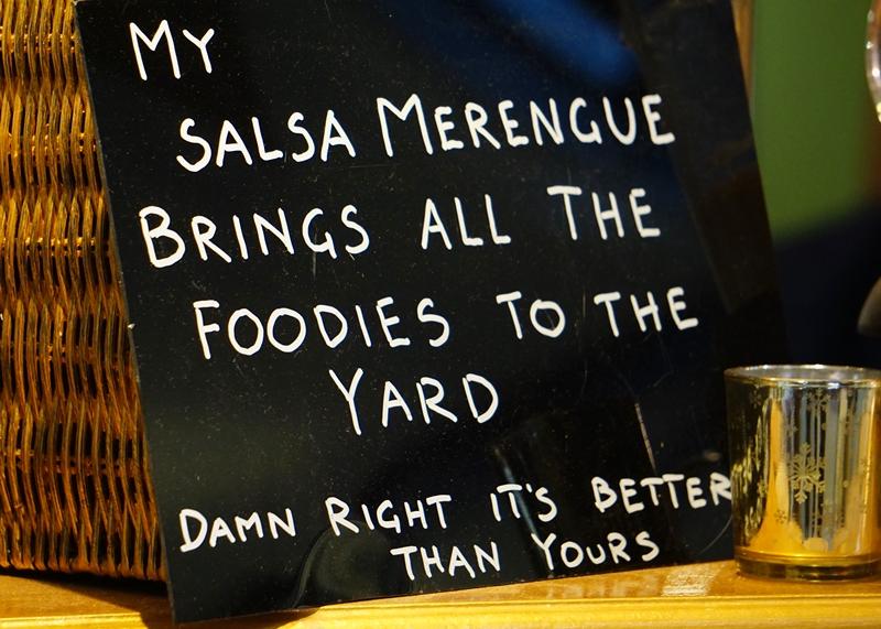 foodhall copenhagen, sign, quote
