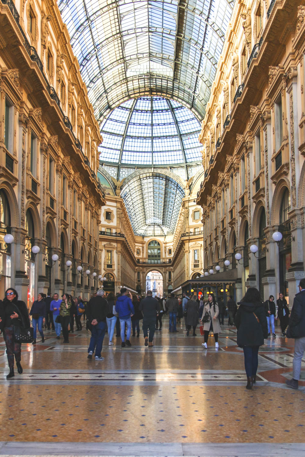 The Heart of Milan (and Mixed Feelings)