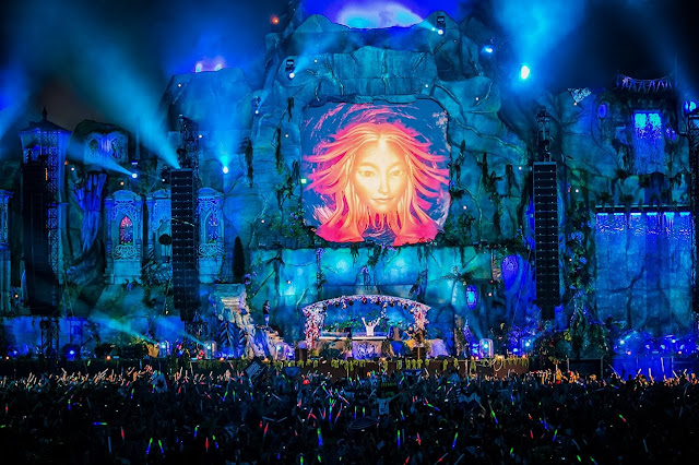 Tomorrowland em Boom na Bélgica