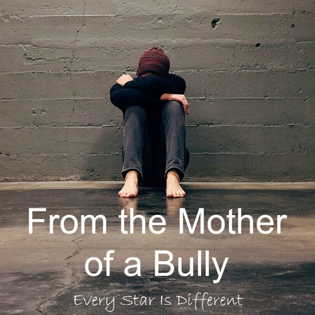 From the Mother of a Bully