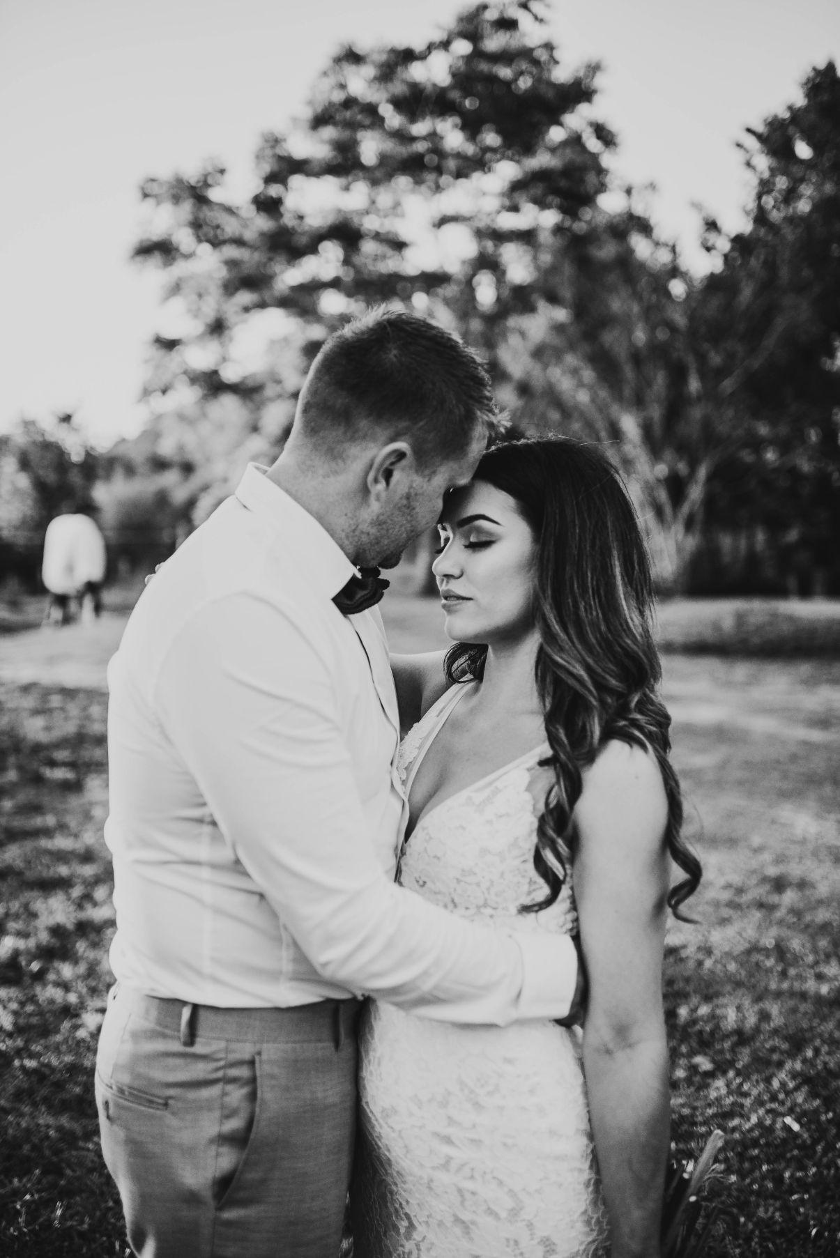 LOVE: RUBI AND LANCE   HINTERLAND WEDDING SUNSHINE COAST QLD