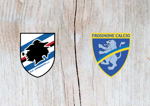Sampdoria vs Frosinone - Highlights 10 February 2019