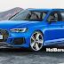 Begitu Menawannya Audi RS4 Avant 2018