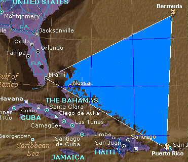 Fakta-fakta dan Misteri Segitiga Bermuda