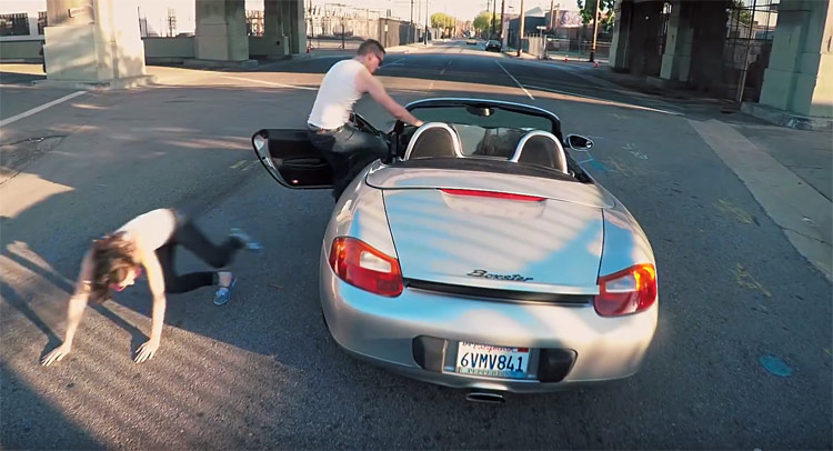 Real Life GTA V Video Is Frigging Awesome