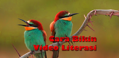 Cara Bikin Video Literasi