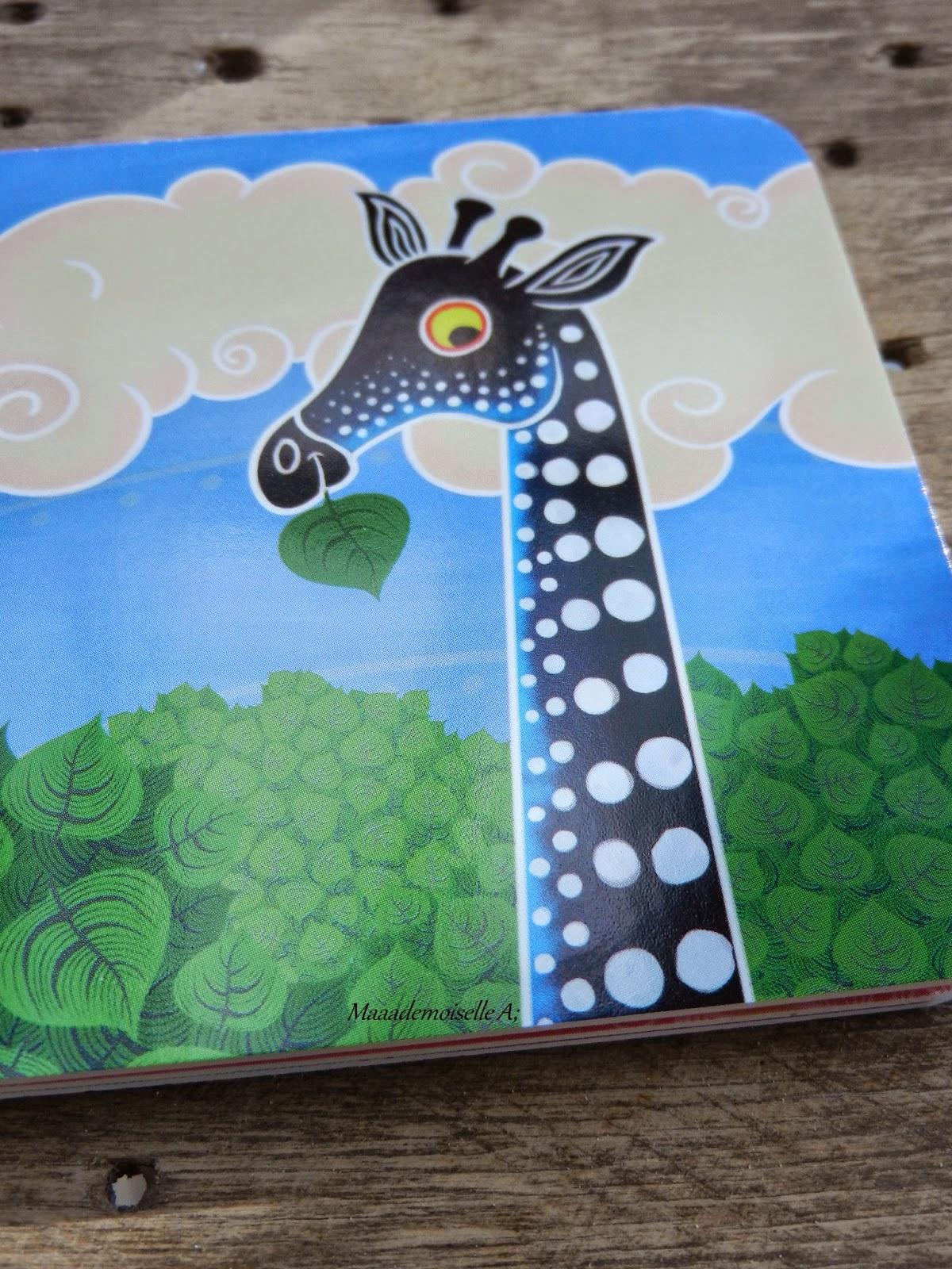 La petite bibliothèque de Tinga Tinga (Présentation & Avis)(Chut, les enfants lisent #5)