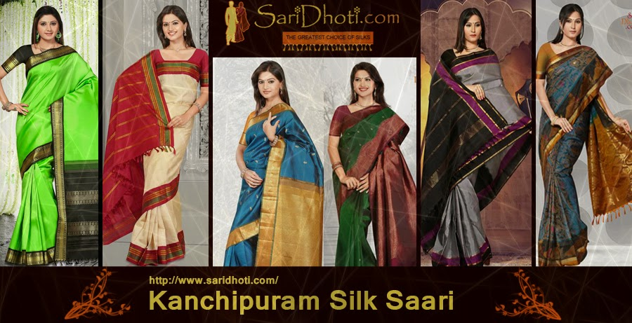 a1492b9378 Kanchipuram Sarees and Dhoti: diversity in designs and clothing ...