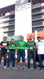 Cecen Core - Surabaya Jersey Community - Persebaya vs Persija - Stadion Gelora Bung Tomo