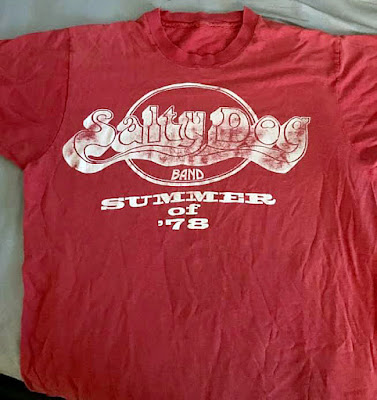 Salty Dog T-shirt from the summer of 1978!