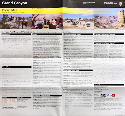 Grand Canyon Pocket Map