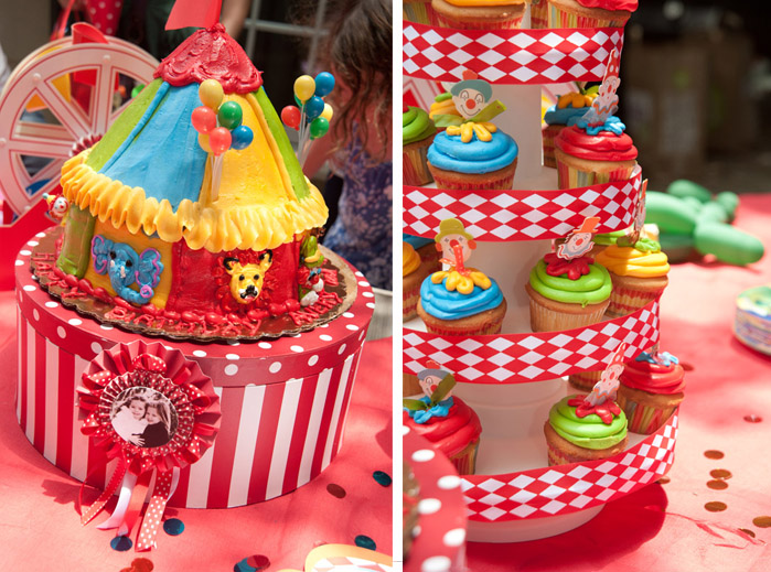Circus Carnival Party Amy S Party Ideas