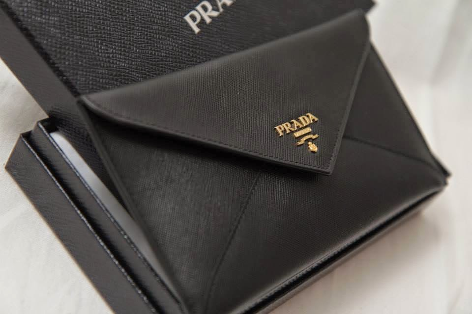 015df3a4cddd Prada Saffiano Envelope Wallet Review | Stanford Center for ...