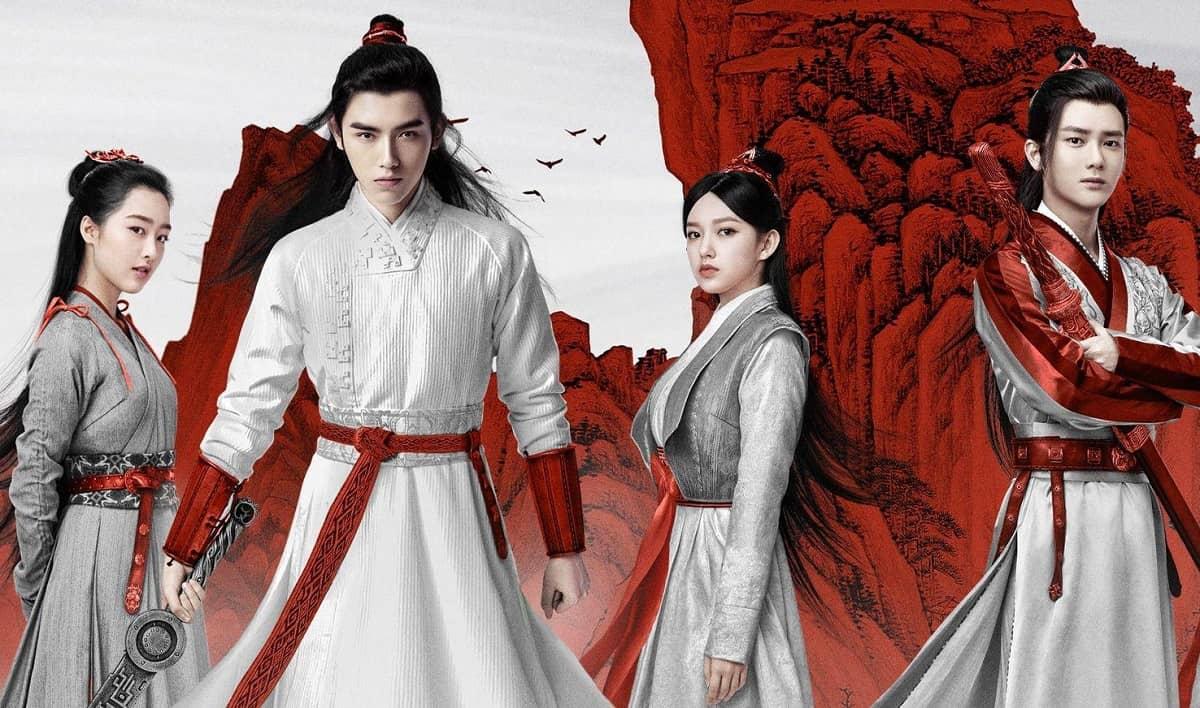Download Drama China Legend of Awakening Sub Indo Batch