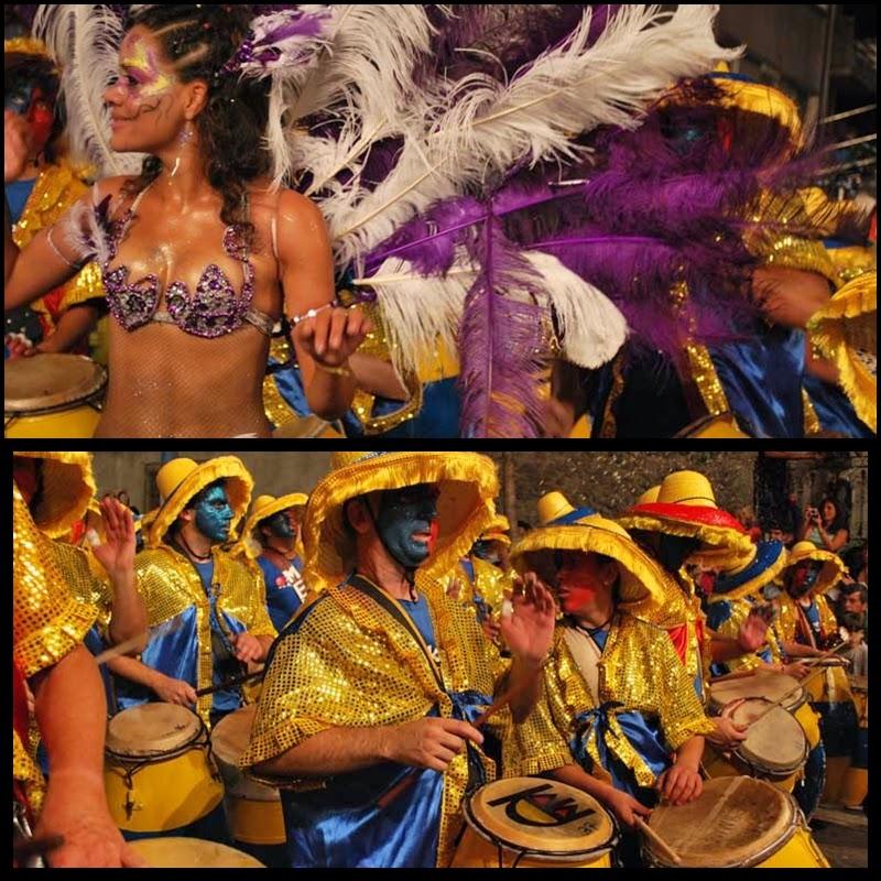 Carnaval. Desfile de Llamadas,Al Toque del Cardal. 2010.