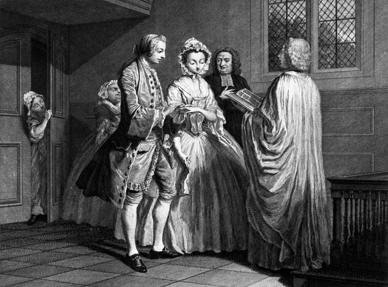 dating and marriage in colonial times