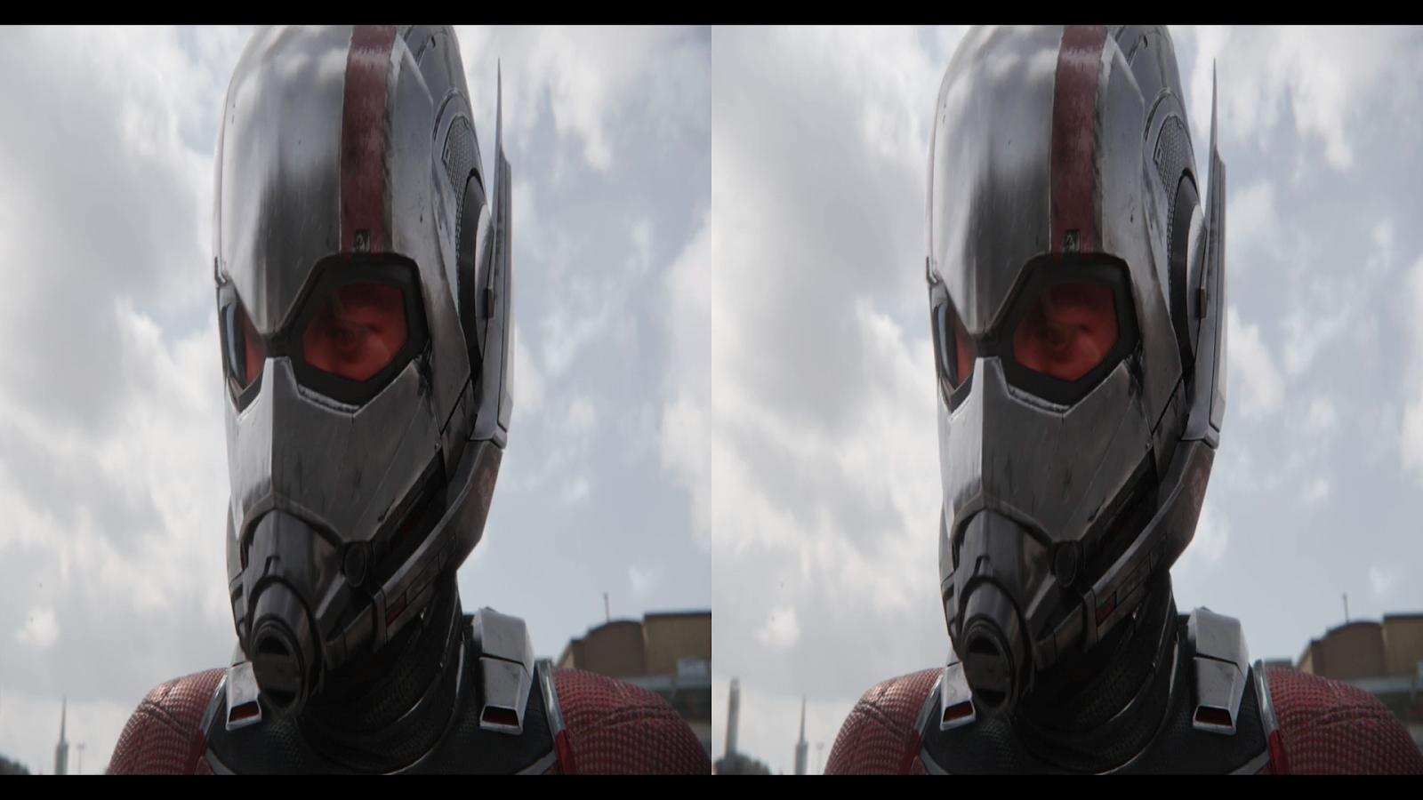 Ant-Man and The Wasp (2018) 3D SBS Full 1080p Latino-Ingles captura 4