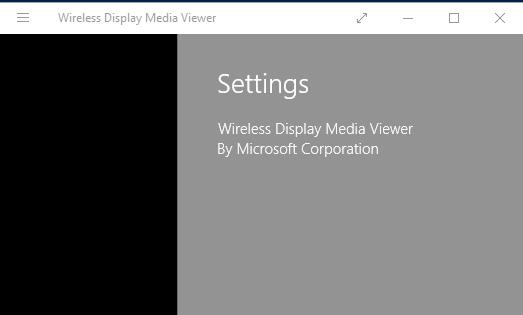 Hướng dẫn gỡ bỏ ứng dụng Wireless Display Media Viewer trong Windows 10 version 1703