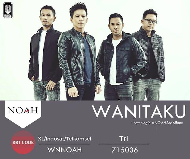 Lagu 'Wanitaku' Sebagai Single NOAH Di Hari Kartini