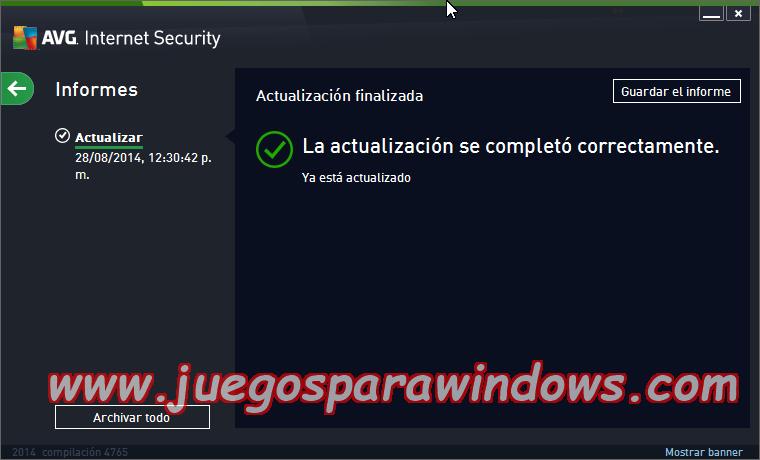 AVG Internet Security v2014.0.4765 Multilenguaje ESPAÑOL Protección Total Para Tu PC 11