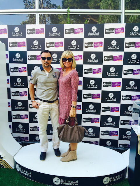Emy Teruel, Directora de Exclusive Weddings, estuvo en el Real Club de Polo de Barcelona