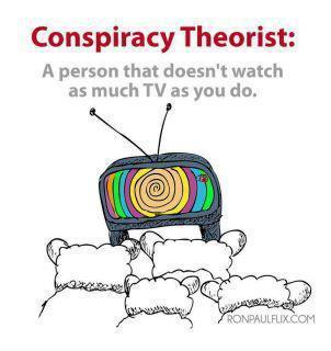 d258ebd9e55 Conspiracy theorist  the titles for those who dissent and the Patriot Act