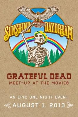 Grateful Dead Sunshine Daydream 2013 DVD R1 NTSC VO
