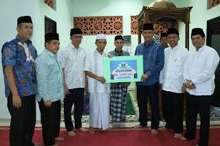 ICMI Sumbar Safari Ramadhan Di Masjid Arafah Bonai