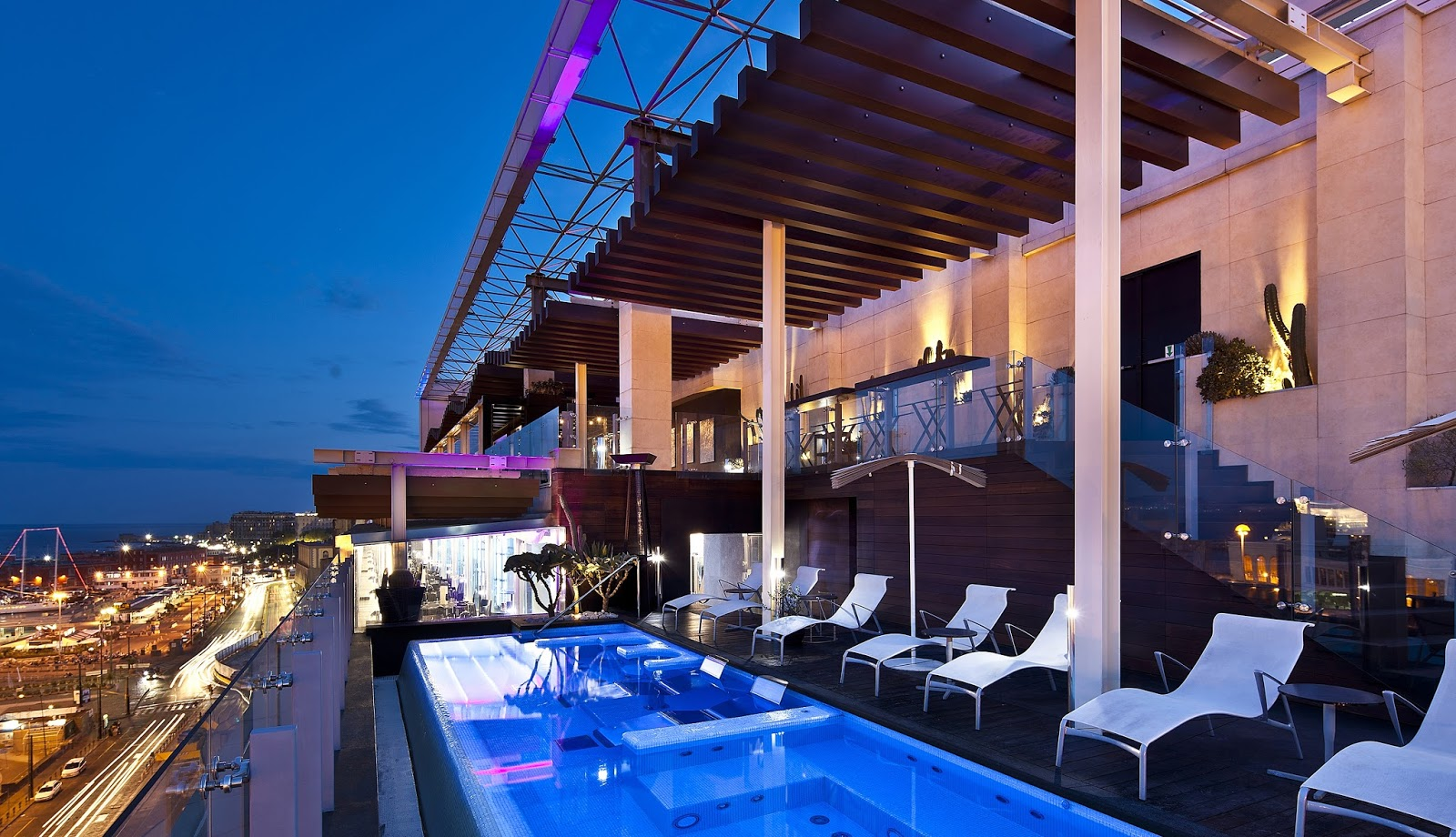 Il Blog di Campania da Vivere I migliori Rooftop Bar