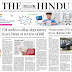 The Hindu News epaper Free PDF Download 2017