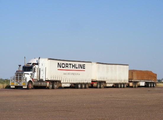 truk gandeng terbesar yang terbaru
