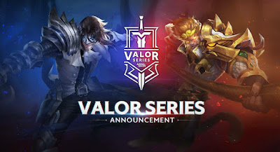 Game Arena of Valor Masuk eSports