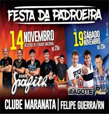 FESTA DA PADROEIRA - FELIPE GUERRA