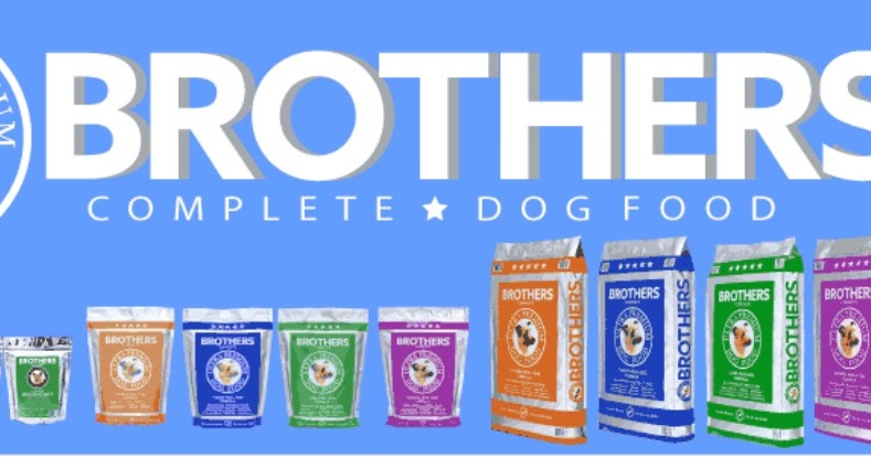 Brothers Complete Dog Food