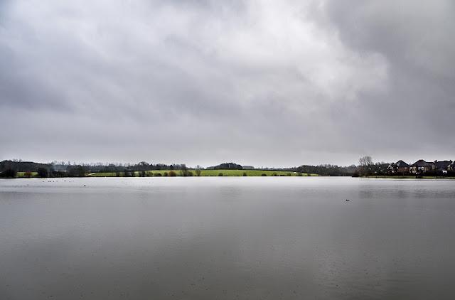 Water Expanse - Furzton Lake