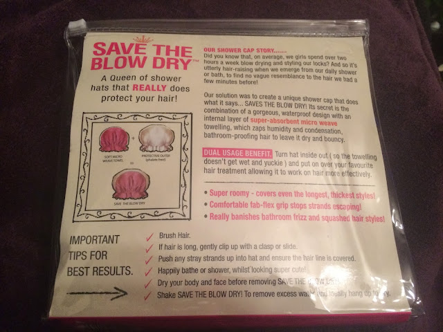 Save The Blow Dry!