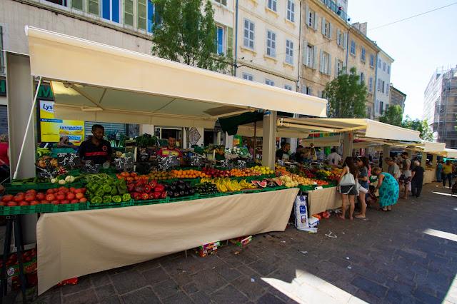 Mercato, Marsiglia