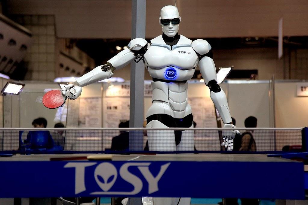機器取代人力:面對機器人大軍壓境,最鐵的飯碗也難保