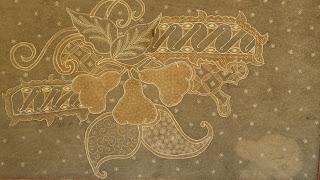 motif batik kampung malon