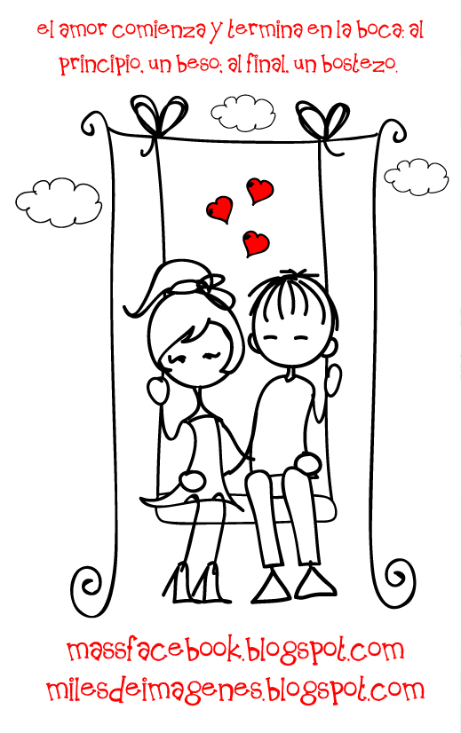 Frases Romanticas Com Desenhos