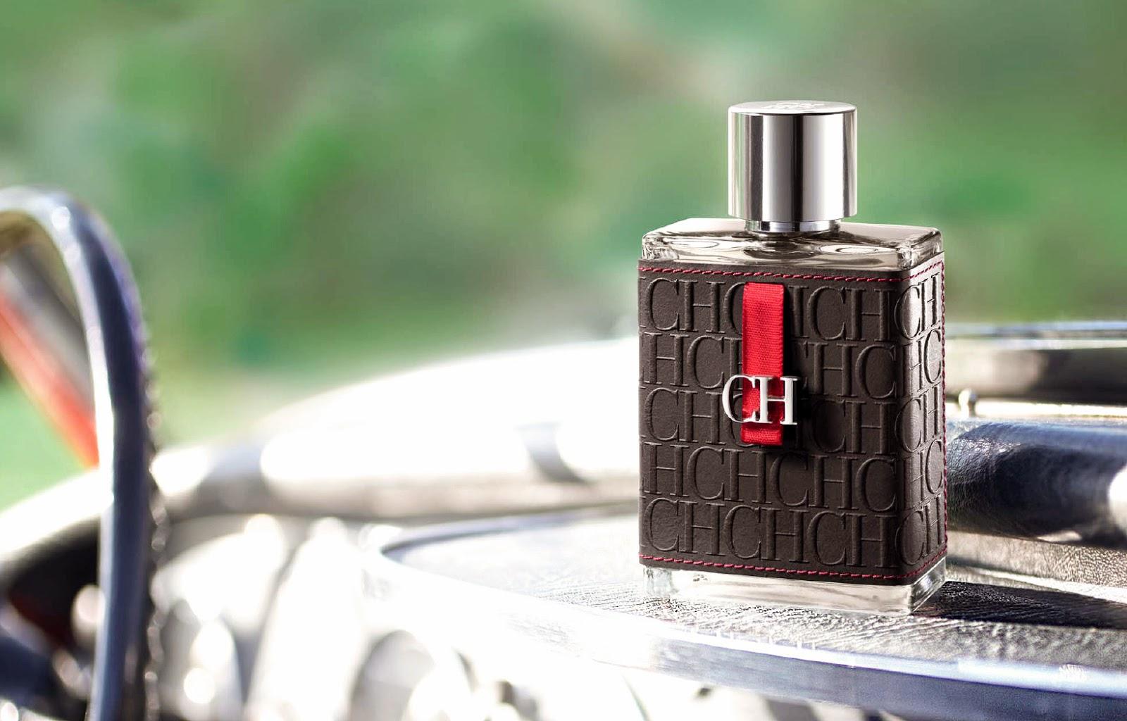 Carolina Herrera perfumes masculinos