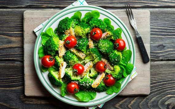 что приготовить из брокколи вкусно и просто