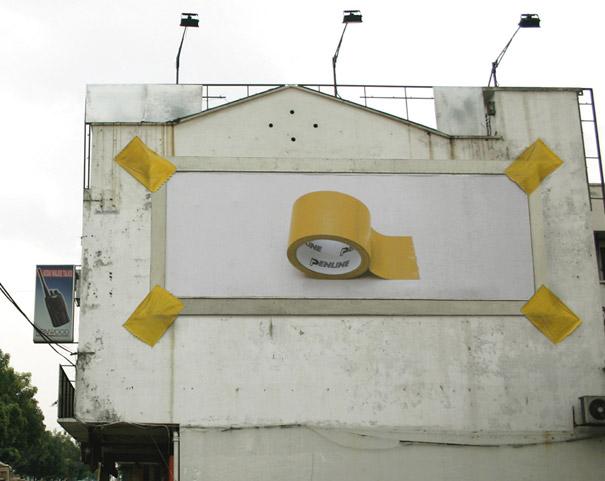 Creative billboard by Penline