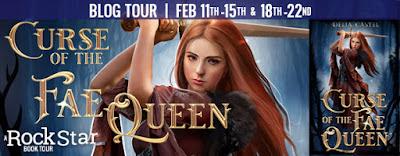 Curse of the Fae Queen Blog Tour