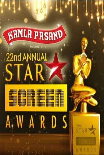 Star Screen Awards 2016 Main Event