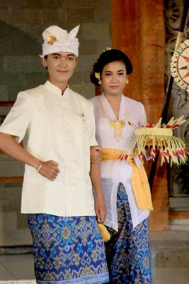 This Is Bali Balinese Traditional Clothes