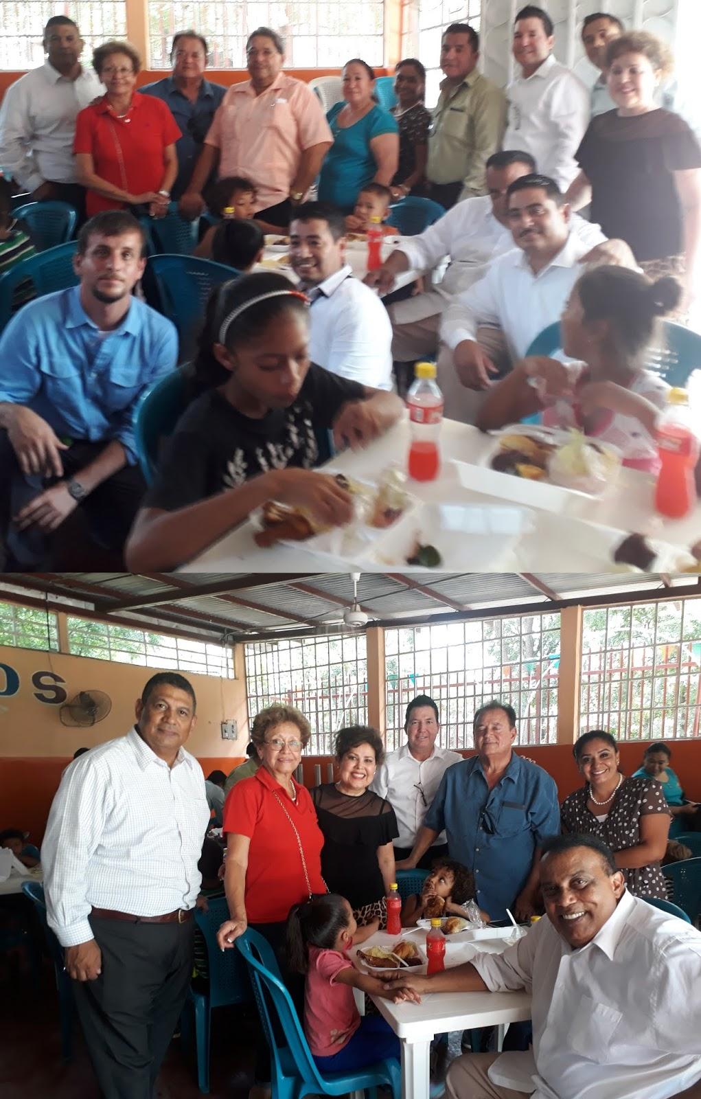 Fundacion masaya contra la pobreza de nicaragua ii for Comedor infantil