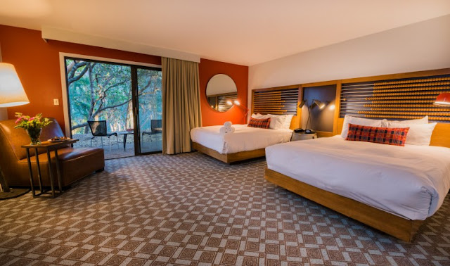 The new renovated Chaminade Resort & Spa in Santa Cruz California can be your perfect mountaintop escape.