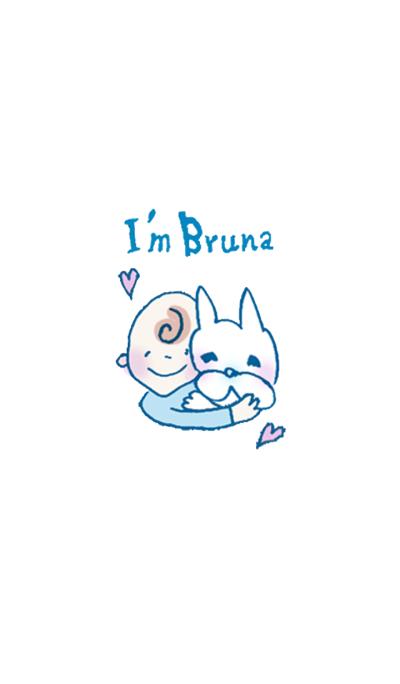 I am Bruna! <Theme>